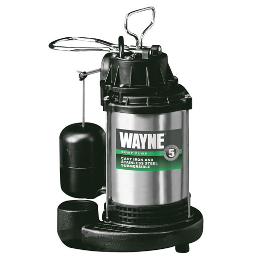 Sump Pumps