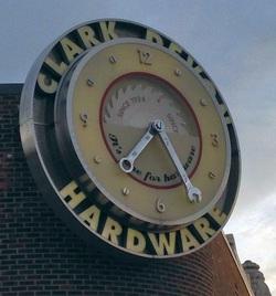 clark devon hardware clock