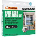 Frost King 84 In. x 110 In. Window Outdoor Stretch Film Kit Image 1