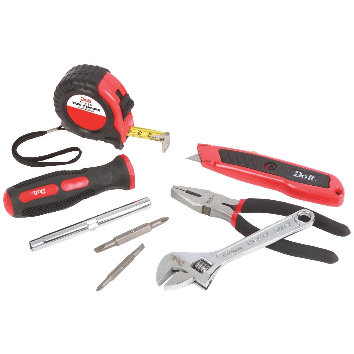 Do it Assorted Tools Home Tool Set (5-Piece) Image 4