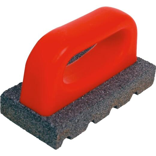 QLT 6 In. Rubbing Brick