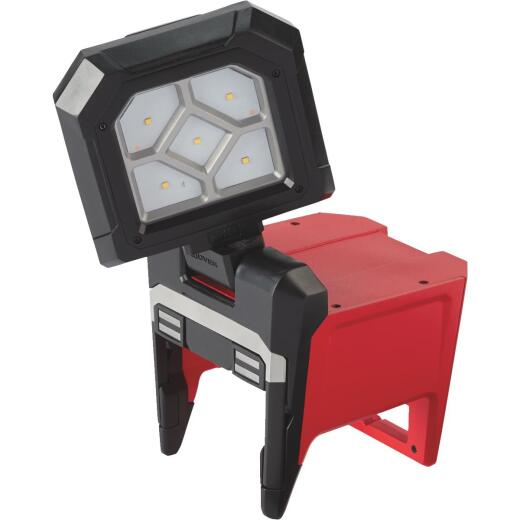 Milwaukee M18 ROVER 18 Volt Lithium-Ion LED Mounting Cordless Work Light (Bare Tool)