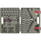 Crescent 3/8 In. Drive 12-Point Standard/Metric Mechanic & Automative Tool Set (128-Piece) Image 2