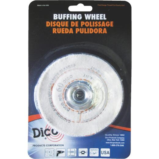 Dico 4 In. x 1/2 In. Canton Wheel