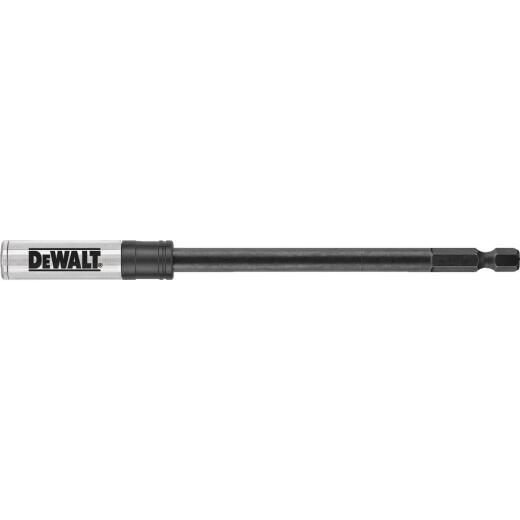 DeWalt Impact Ready 6 In. Locking Magnetic Screwdriving Bit Holder