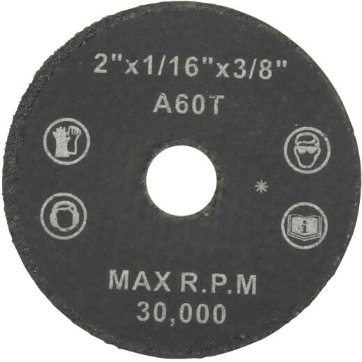 Weiler Vortec 2 In. Type 1 Cut-Off Wheel