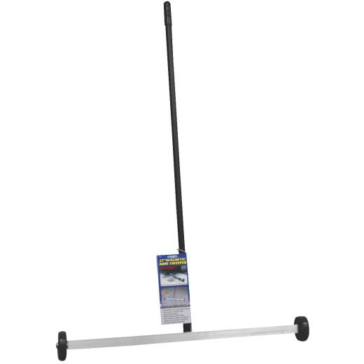 Master Magnetics 29 in. Magnetic Floor Sweeper