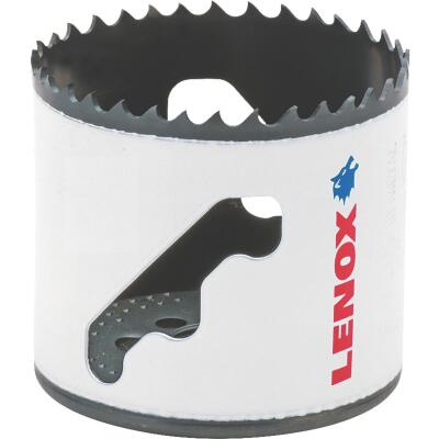 Lenox Speed Slot 2-1/4 In. Bi-Metal Hole Saw