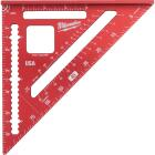 Milwaukee 7 In. Magnetic Rafter Square Image 1