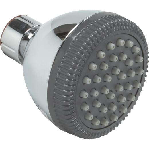 Home Impressions 1-Spray 1.75 GPM Fixed Showerhead, Chrome