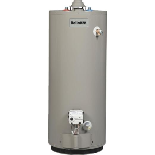 Reliance 40 Gal. Short 6yr 29,000 BTU Liquid Propane (LP) Gas Water Heater with 2 In. Insulation