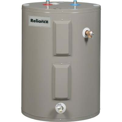 Reliance 38 Gal. Lowboy 6yr Dual 4500W Electric Water Heater