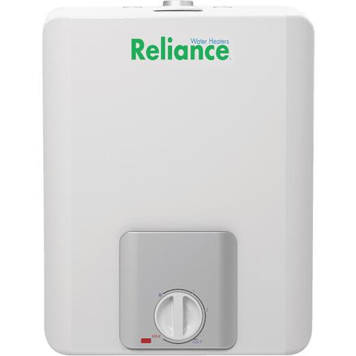Reliance 2.5 Gal. 6yr 1500W Element Point-of-Use Electric Water Heater