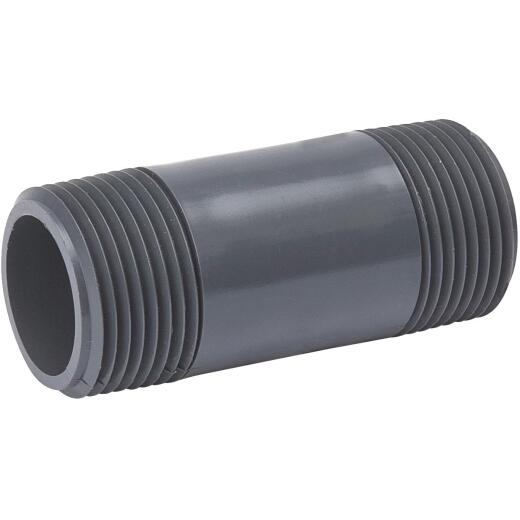 B&K 3/4 In. x 8 In. Schedule 80 PVC Nipple