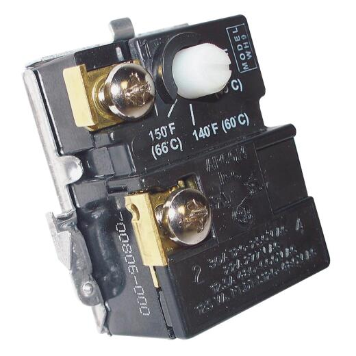 Reliance (WH9-D) Thermostat For Double Element Sta-Kleen Lower Thermostat