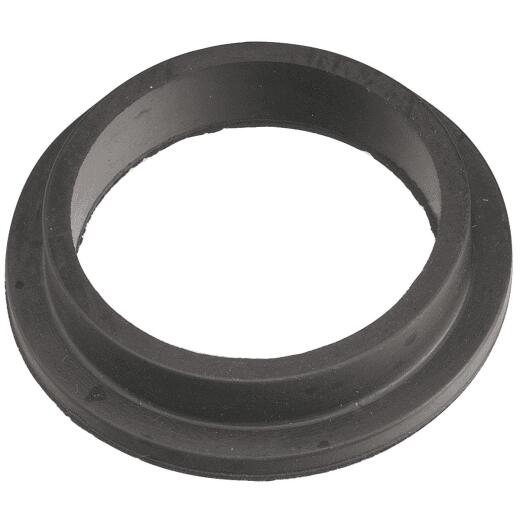 Do it 2 In. Black Rubber Toilet Spud Flanged Washer