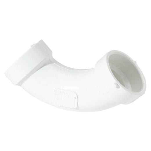 Charlotte Pipe 1-1/2 In. 90D PVC Long Sweep Elbow