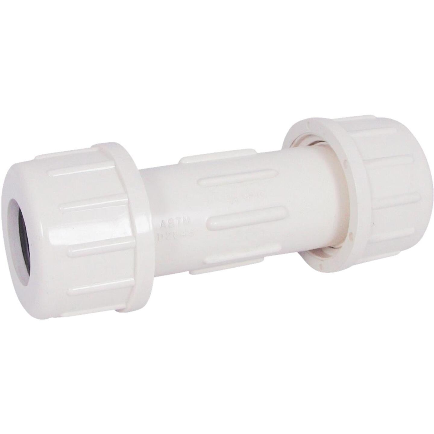B&K 5/8 In. OD x 1/2 In. Compression CPVC Coupling Image 1