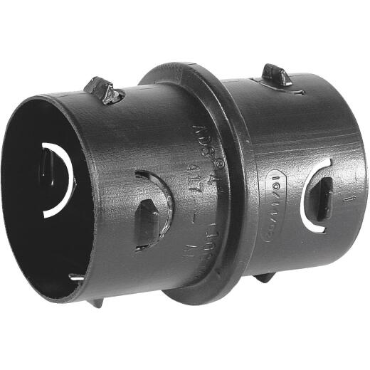 Advanced Basement 4 In. Plastic Internal Corrugated Coupling