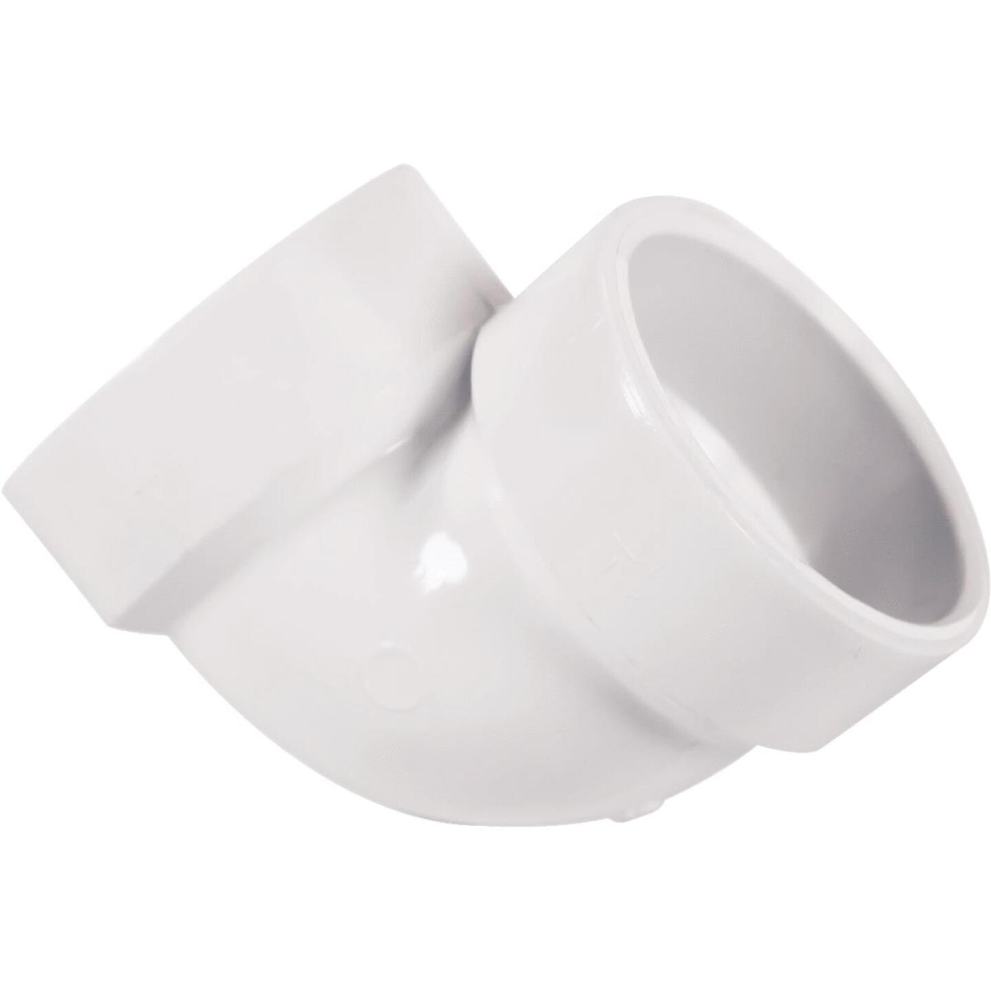Charlotte Pipe 1-1/2 In. 90D PVC Vent Elbow Image 1