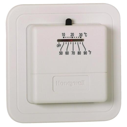 Honeywell Heat Only Mechanical Thermostat