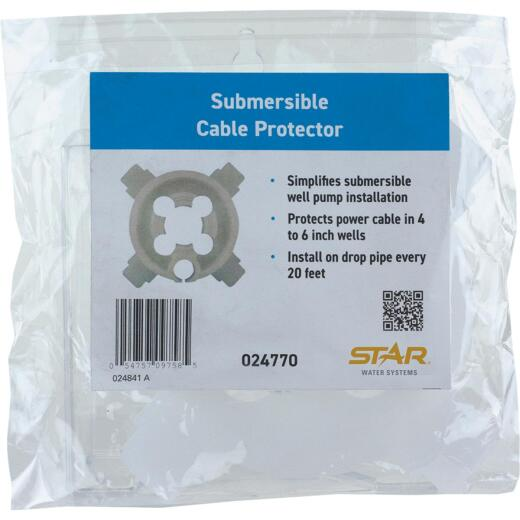 Star Water Systems Submersible Cable Guard for 4 to 6 In. Wells