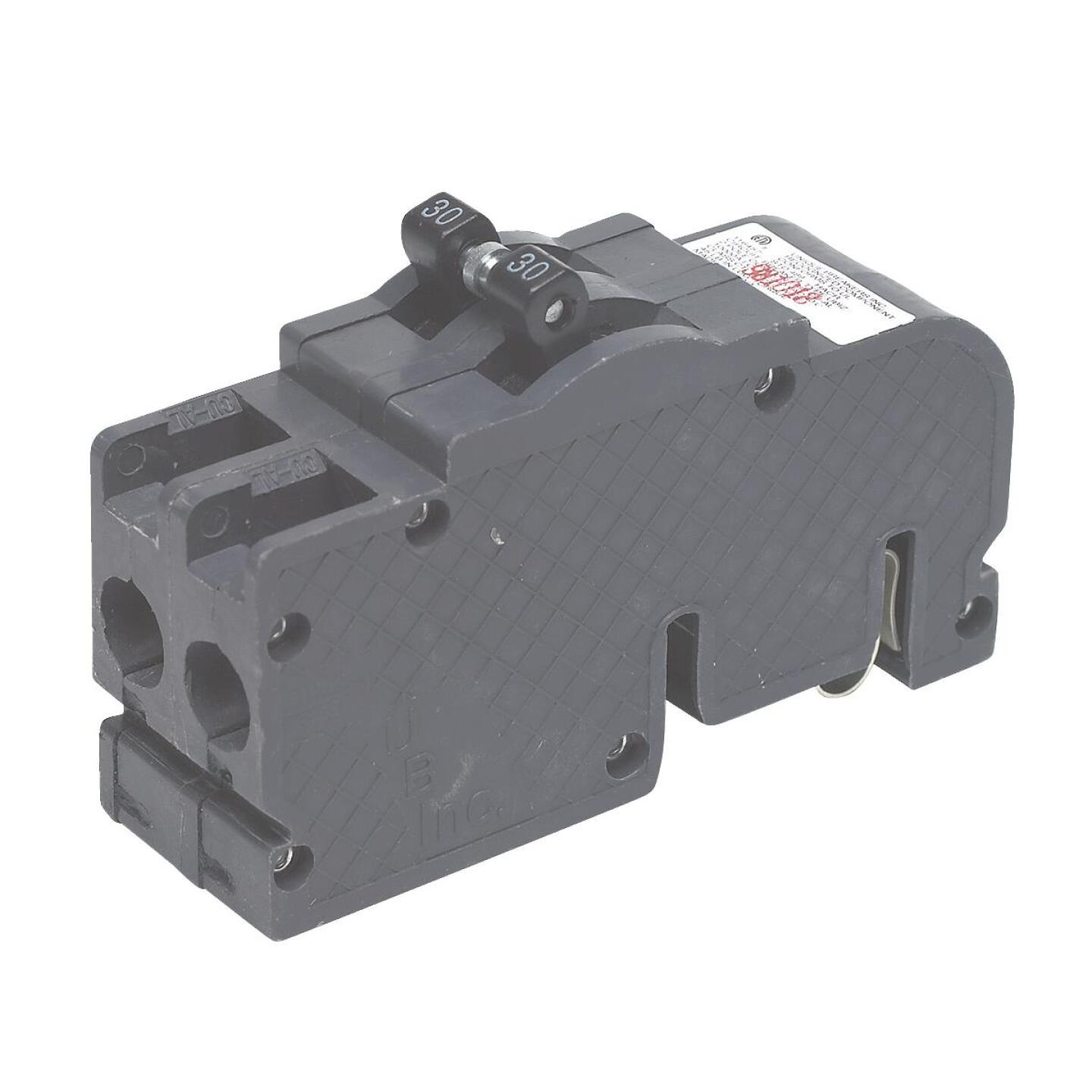 Connecticut Electric 20A Double-Pole Standard Trip Packaged Replacement Circuit Breaker For Zinsco Image 1
