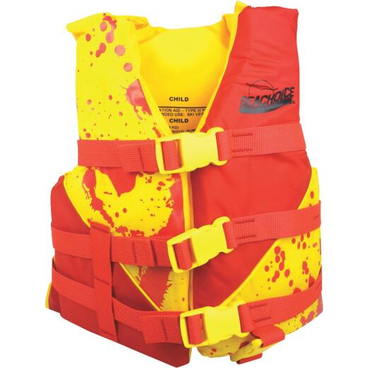 Seachoice Child/Youth Type III & USCG 30 to 50 Lb. Life Vest