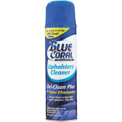 Blue Coral Dry-Clean Plus 23 Oz. Upholstery Cleaner