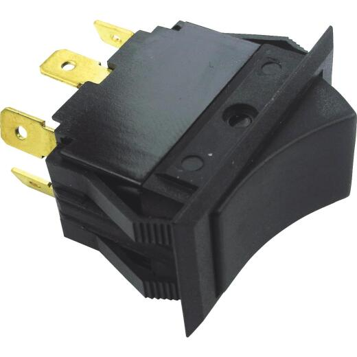 Seachoice 3-Position 15A Thermo Plastic Rocker Switch