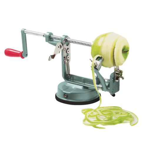 Norpro Apple-Master Apple Parer & Slicer & Corer with Vacuum Base