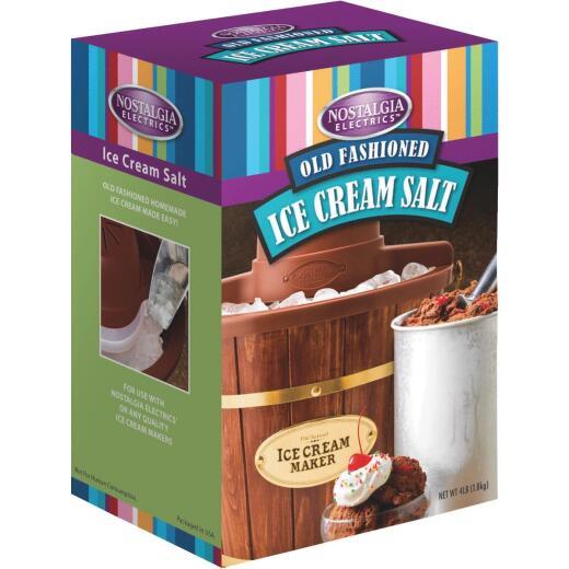 Nostalgia Old Fashioned Ice Cream Salt