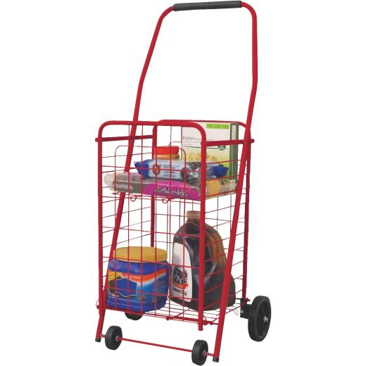 Pop 'N Shop Shopping Cart with Shelf