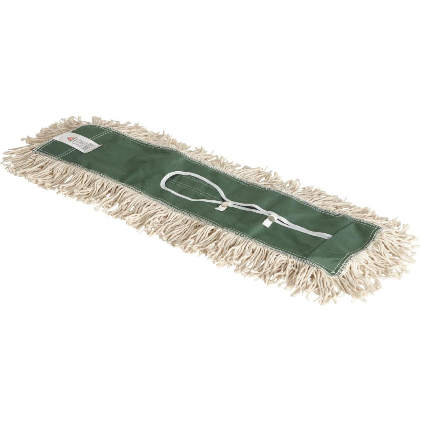 Nexstep Commercial 24 In. Cotton Dust Mop Refill Image 2