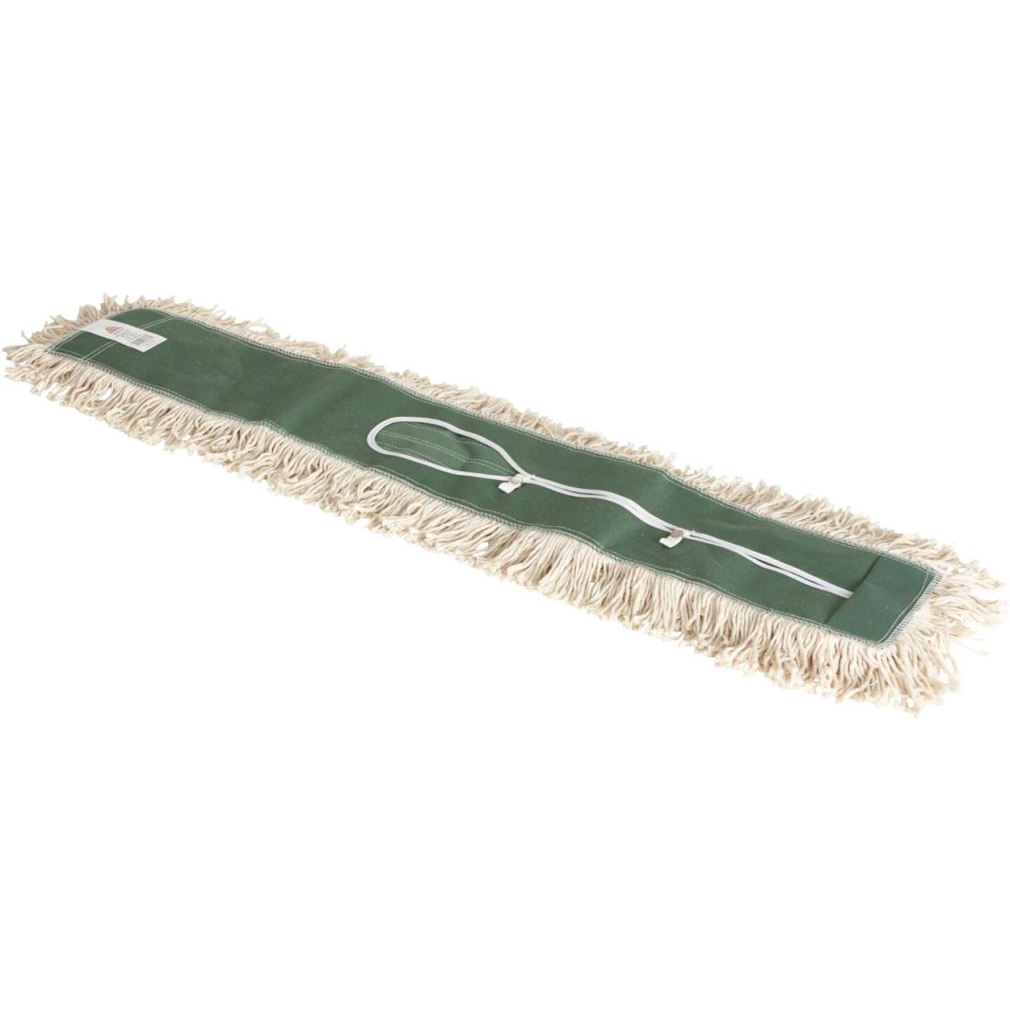 Nexstep Commercial 36 In. Cotton Dust Mop Refill Image 2