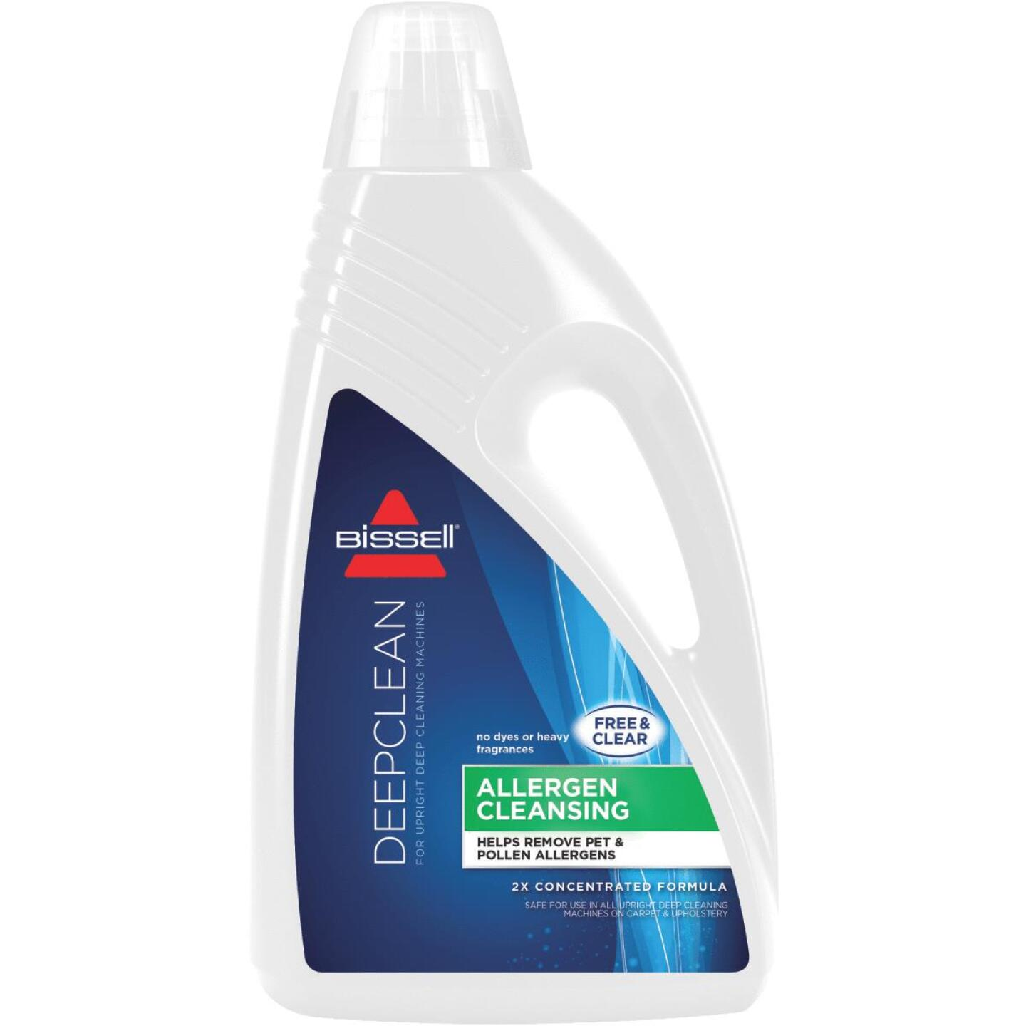 Bissell 60 Oz. Multi-Allergen Removal Upholstery And Carpet Cleaner Image 1