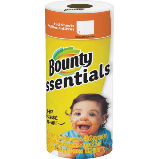 Bounty Essentials Paper Towel (1 Roll)