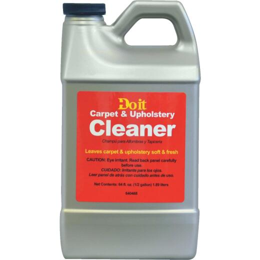 Do it 1/2 Gal. Carpet and Upholstery Cleaner