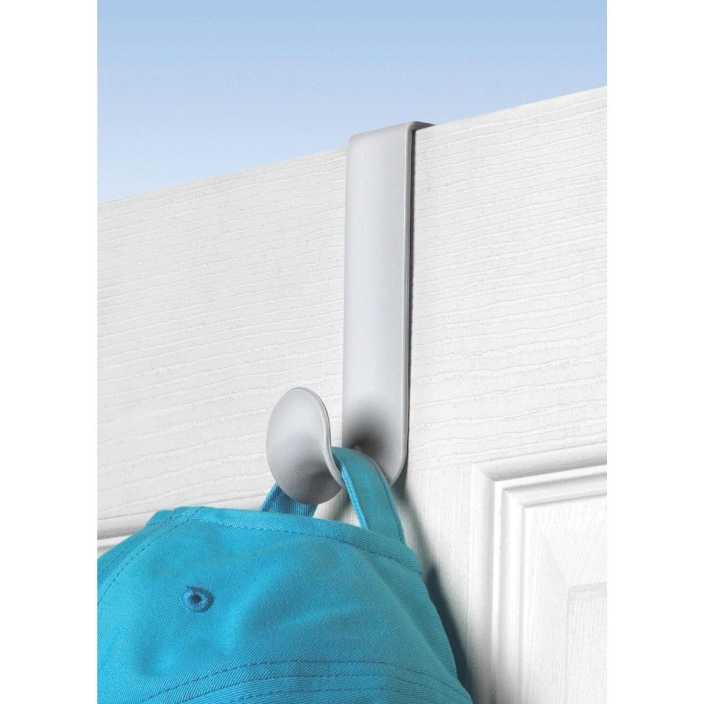Spectrum White Plastic Over-The-Door Hook 4-3/4 In. Image 1
