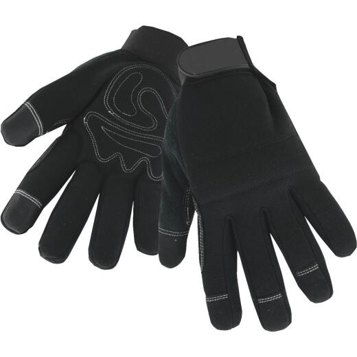 West Chester Men's XL Polyester High Dexterity Winter Work Glove