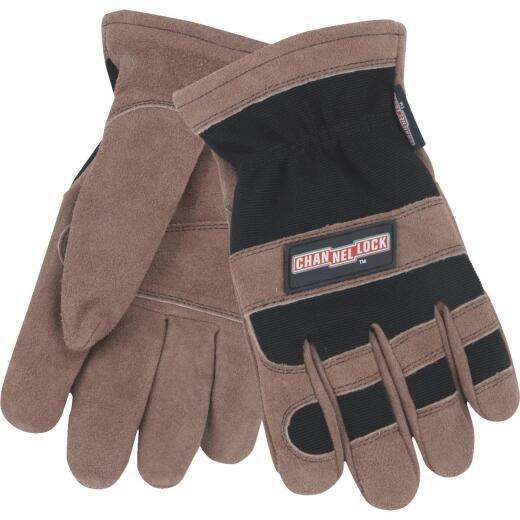 Channellock Men's XL Leather Winter Work Glove