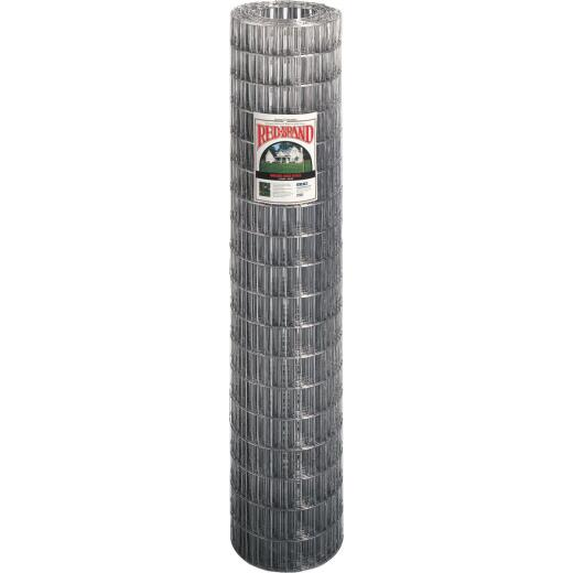 Keystone Red Brand 60 In. H. x 100 Ft. L. (2x4) Welded Wire Utility Fence