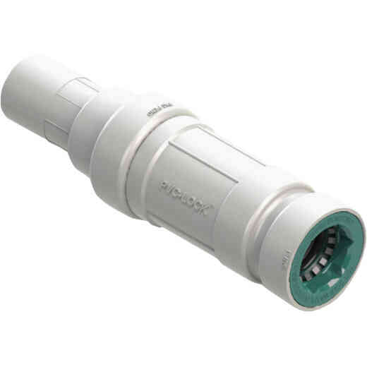 Orbit 1 In. PVC-Lock Flexible Repair Coupling, Extendable From 7-3/4 In. to 10-1/2 In.