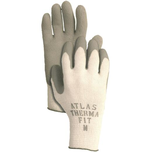 Atlas Therma-Fit Men's XL Latex-Dipped Knit Winter Glove