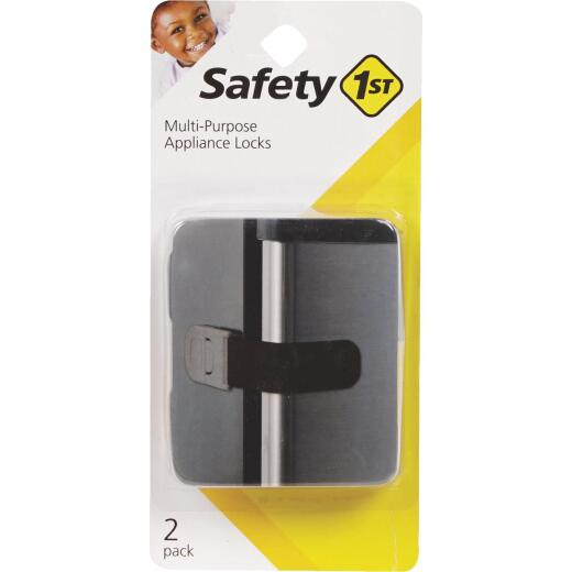 Safety 1st Multi-Purpose Appliance Lock (2-Pack)