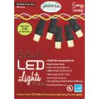 J Hofert Warm White 100-Bulb M5 LED Light Set Image 2