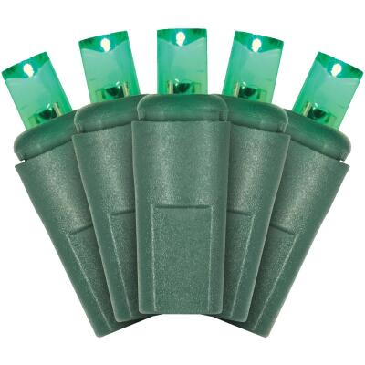 J Hofert Green 50-Bulb M5 LED Light Set