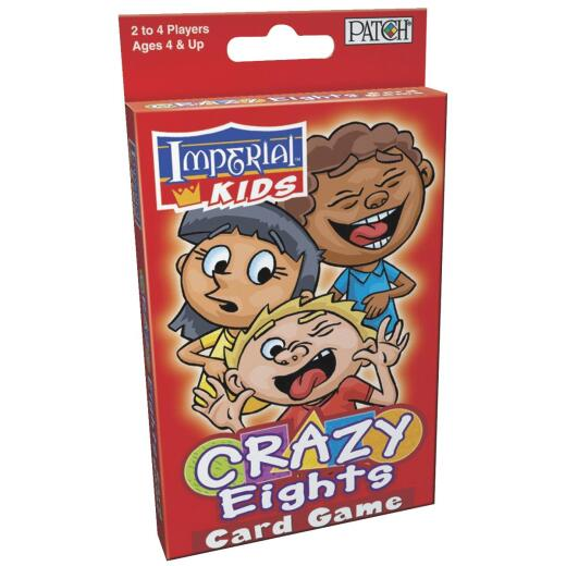 Patch Imperial Kids Crazy Eights Card Game