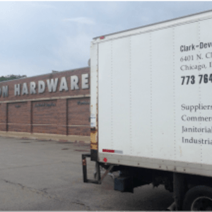 clark and devon box truck